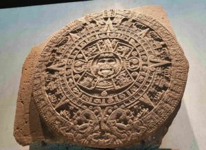 The Aztec Calendar, Mexico City